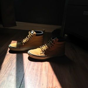 Vans mte honey